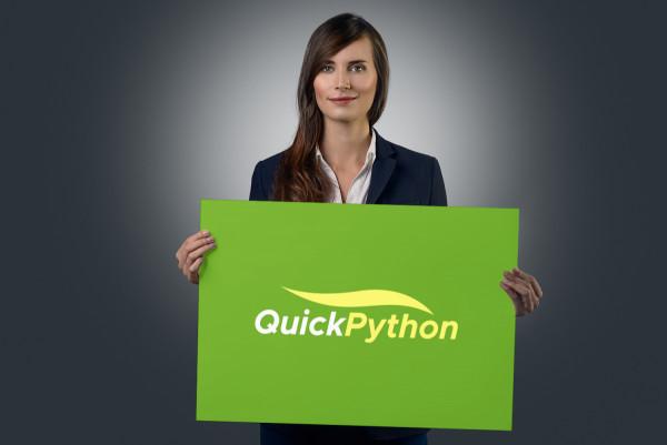 Sample branding #1 for Quickpython