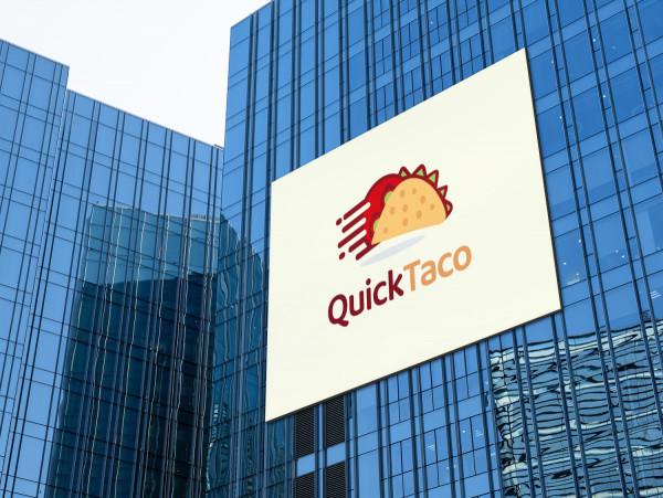 Sample branding #3 for Quicktaco