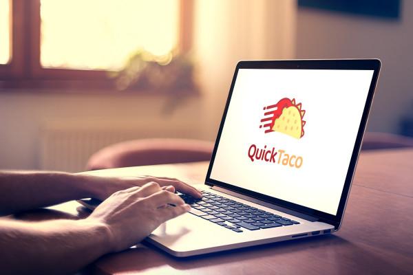 Sample branding #1 for Quicktaco