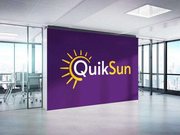 Sample branding #3 for Quiksun