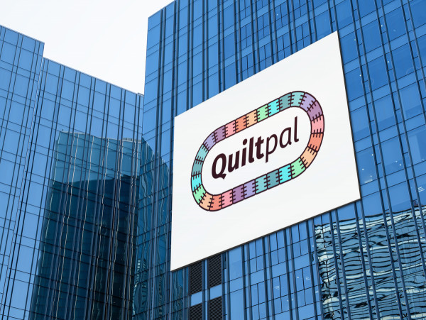 Sample branding #1 for Quiltpal