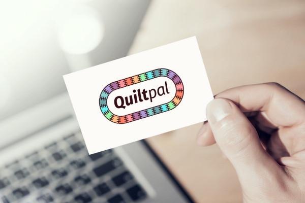 Sample branding #2 for Quiltpal