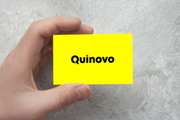 Sample branding #1 for Quinovo
