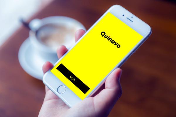 Sample branding #2 for Quinovo