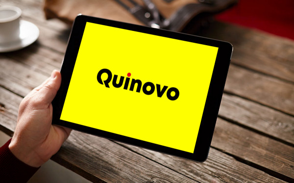 Sample branding #2 for Quinovo