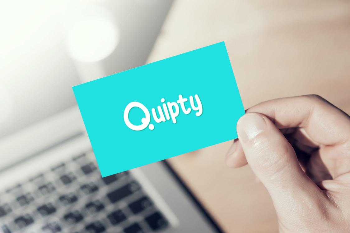 Sample branding #3 for Quipty