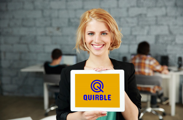 Sample branding #3 for Quirble