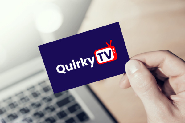 Sample branding #2 for Quirkytv