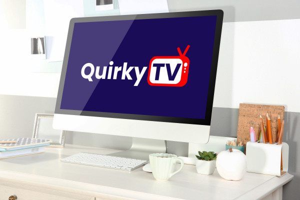 Sample branding #3 for Quirkytv