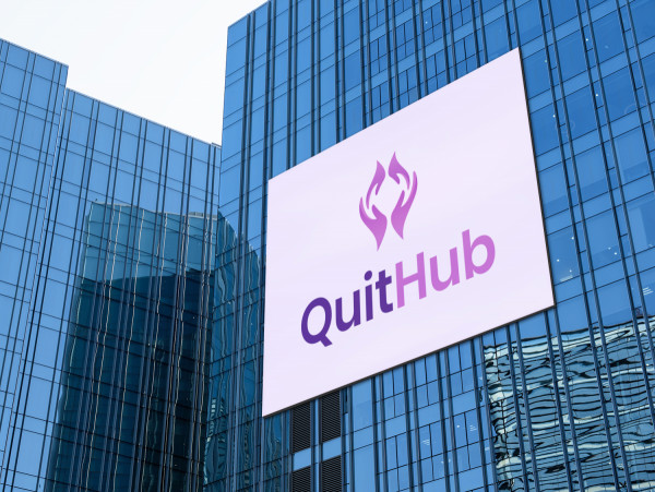 Sample branding #3 for Quithub