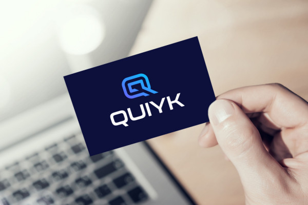 Sample branding #2 for Quiyk