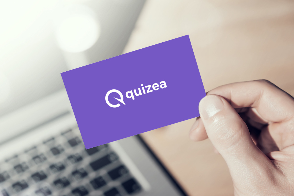 Sample branding #3 for Quizea