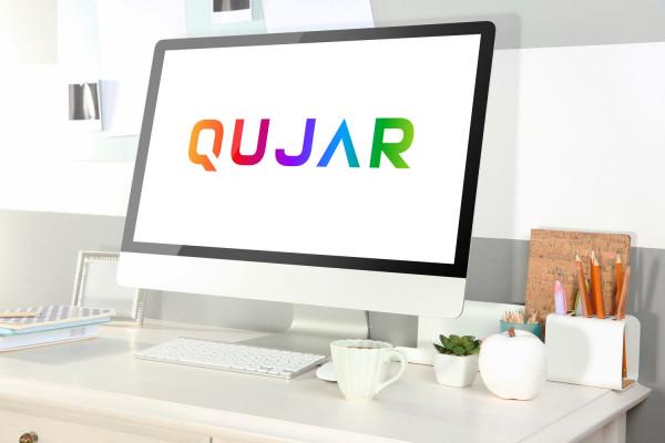 Sample branding #2 for Qujar