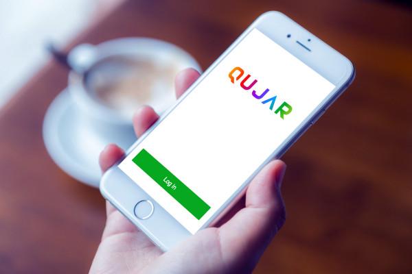 Sample branding #1 for Qujar