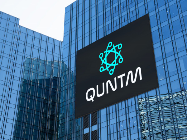 Sample branding #3 for Quntm