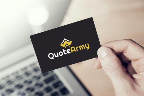 Sample branding #1 for Quotearmy