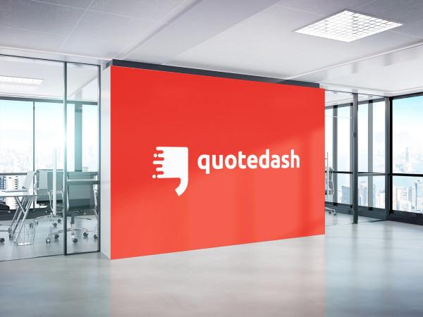 Sample branding #2 for Quotedash