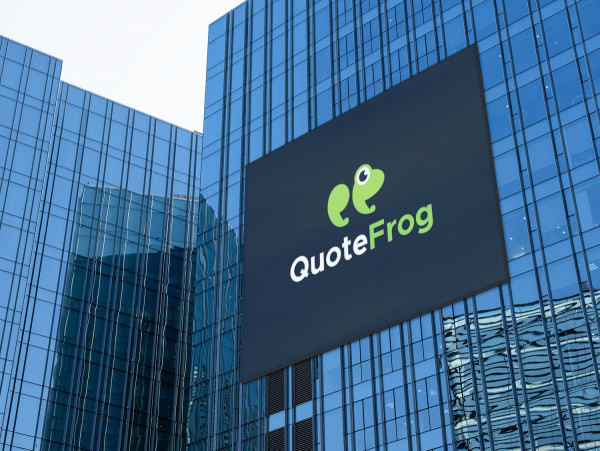 Sample branding #3 for Quotefrog