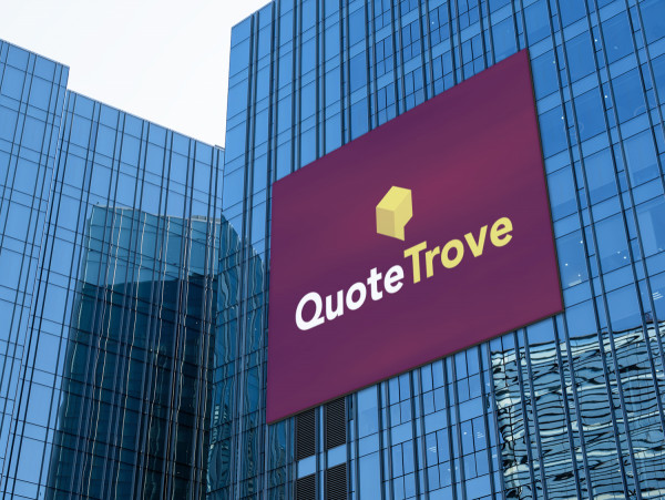 Sample branding #2 for Quotetrove