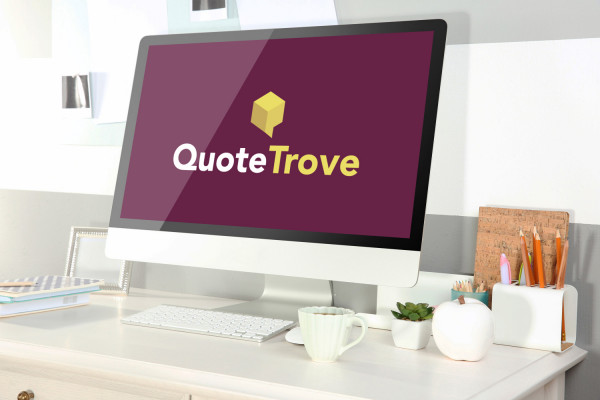Sample branding #3 for Quotetrove