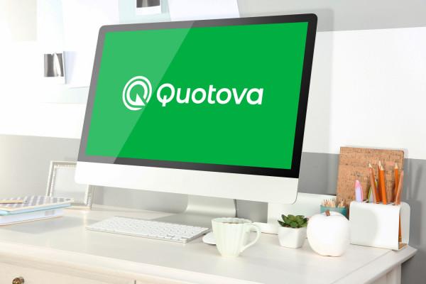 Sample branding #1 for Quotova