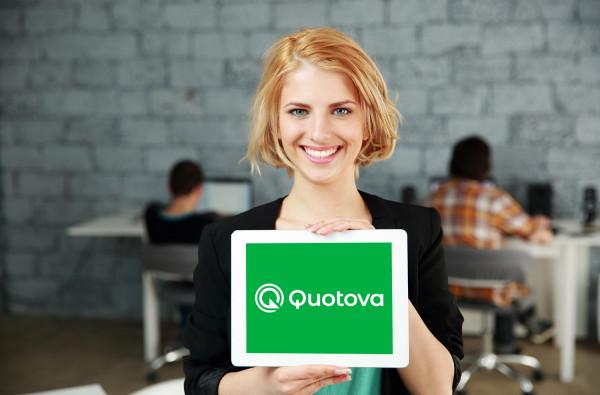 Sample branding #3 for Quotova