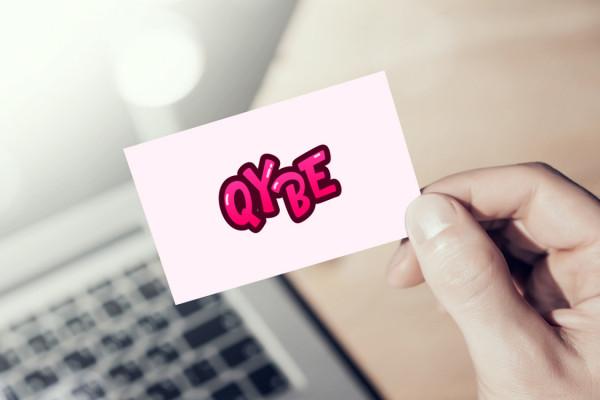 Sample branding #1 for Qybe