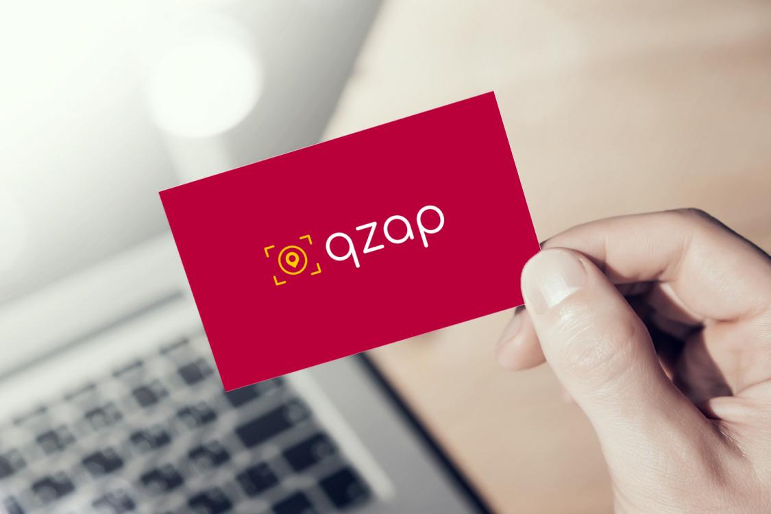 Sample branding #2 for Qzap