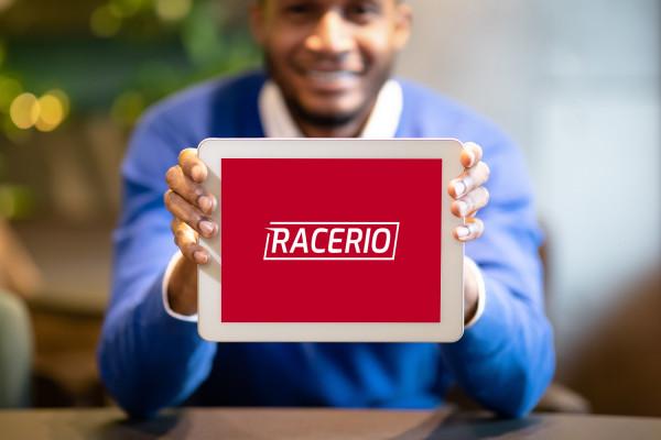 Sample branding #1 for Racerio