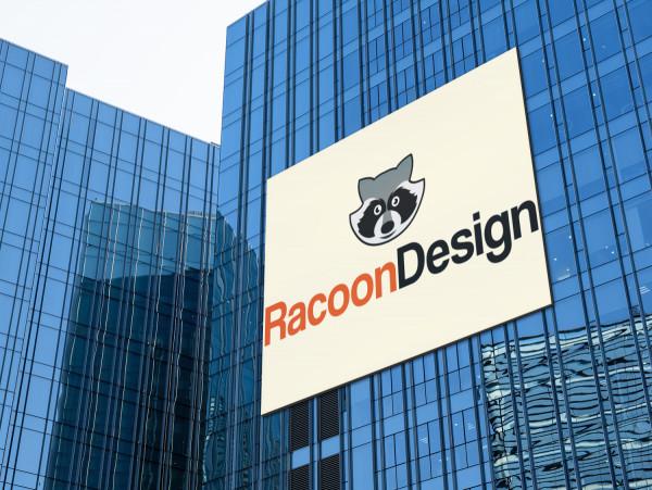 Sample branding #1 for Racoondesign