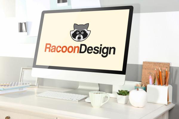 Sample branding #3 for Racoondesign
