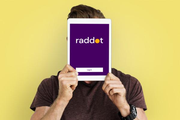 Sample branding #1 for Raddot