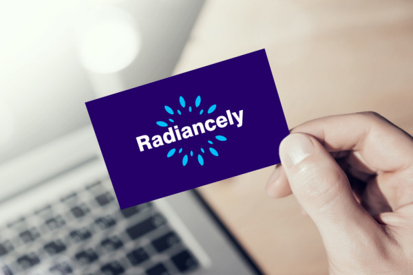 Sample branding #2 for Radiancely
