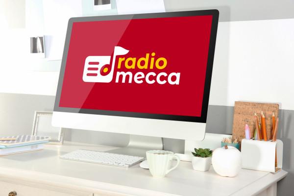 Sample branding #3 for Radiomecca