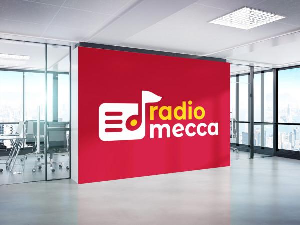 Sample branding #1 for Radiomecca