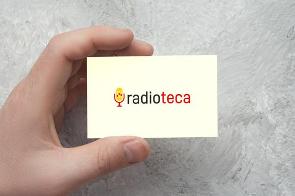 Sample branding #3 for Radioteca