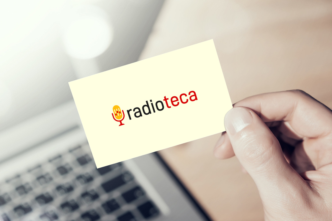 Sample branding #3 for Radioteca