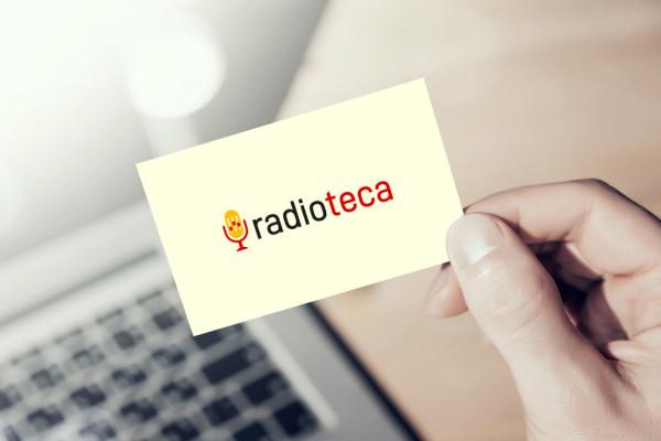 Sample branding #1 for Radioteca