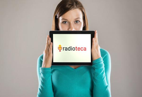 Sample branding #2 for Radioteca