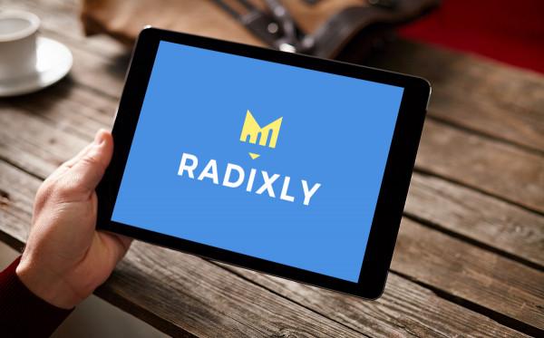 Sample branding #3 for Radixly