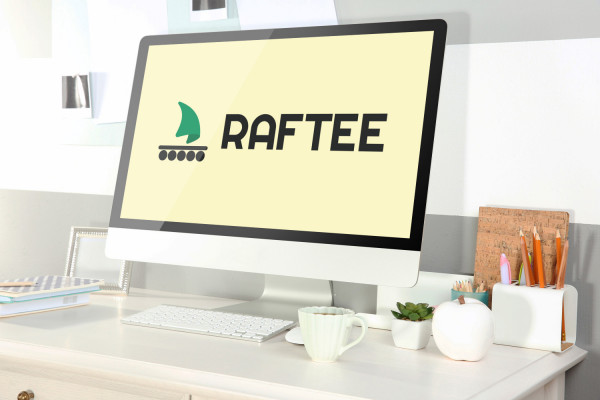 Sample branding #3 for Raftee