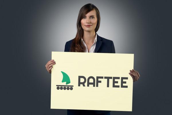 Sample branding #2 for Raftee