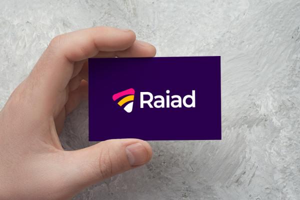 Sample branding #2 for Raiad