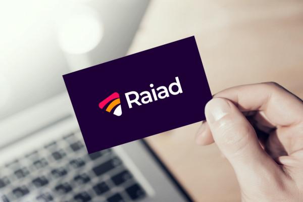 Sample branding #3 for Raiad