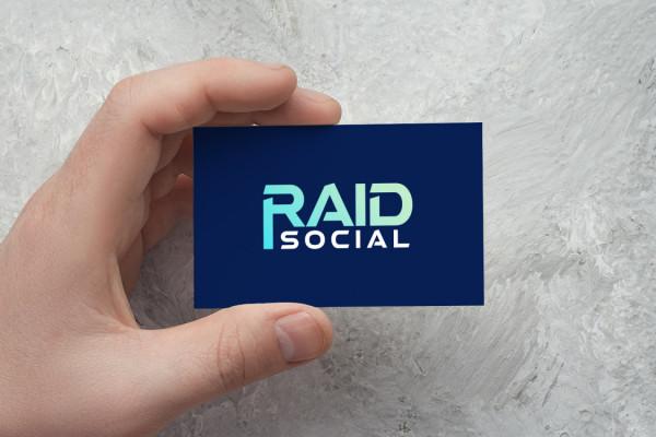 Sample branding #3 for Raidsocial