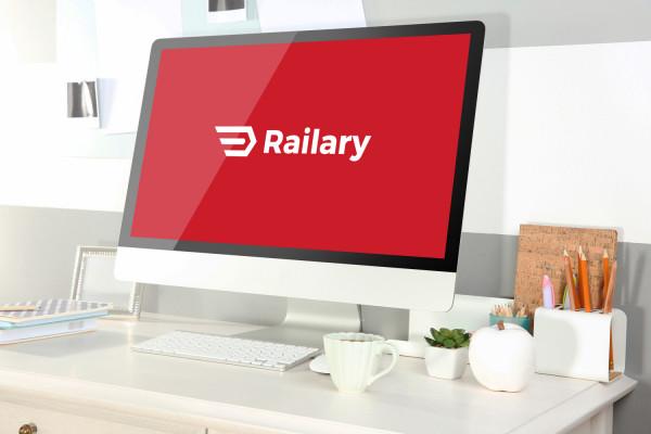 Sample branding #3 for Railary