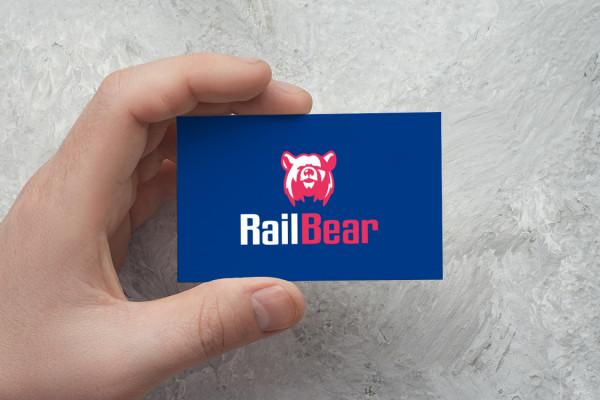 Sample branding #2 for Railbear