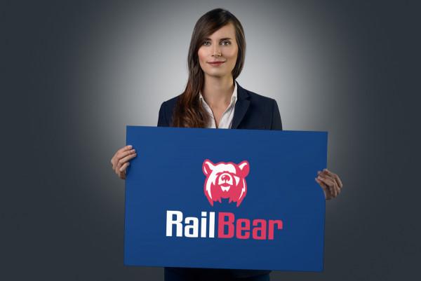 Sample branding #3 for Railbear