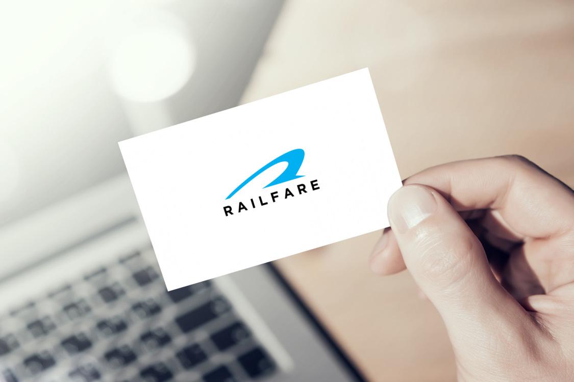 Sample branding #2 for Railfare