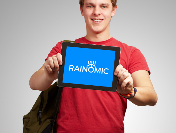Sample branding #2 for Rainomic